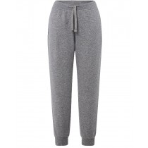 Spodnie SWEAT PANTS CUFF MAN - GREY MELANGE
