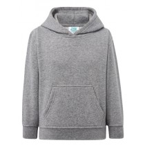 KID SWEATSHIRT KANGAROO GREY MELANGE