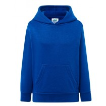KID SWEATSHIRT KANGAROO ROYAL BLUE