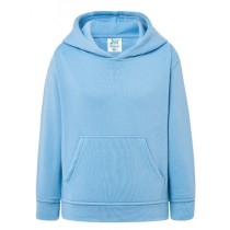 KID SWEATSHIRT KANGAROO SKY BLUE