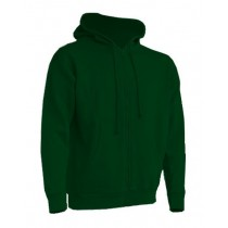 Bluza JHK SWUA HOOD BOTTLE GREEN