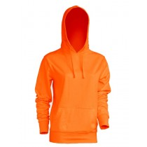 Bluza damska z kapturem SWUL KNG ORANGE