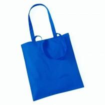 Torba bawełniana ROYAL BLUE - (w paczce - 10szt)