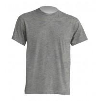 HIT T-shirt JHK TSRA 170 - GREY MELANGE