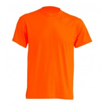 HIT T-shirt JHK TSRA 170 - ORANGE