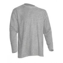 T-Shirt JHK TSRA 150 LS GREY MELANGE