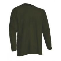 T-Shirt JHK TSRA 150 LS KHAKI