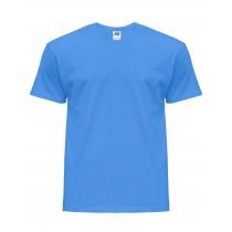 Premium T-shirt JHK TSRA 190 - AZZURE