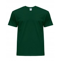 Premium T-shirt JHK TSRA 190 - BOTTLE GREEN