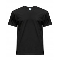 Premium T-shirt JHK TSRA 190 - BLACK
