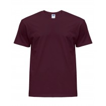 Premium T-shirt JHK TSRA 190 - BURGUNDY