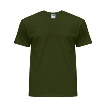 Premium T-shirt JHK TSRA 190 - FOREST GREEN