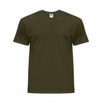 Premium T-shirt JHK TSRA 190 - KHAKI
