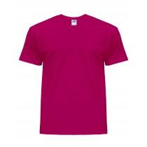Premium T-shirt JHK TSRA 190 - RASPBERRY