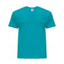 Premium T-shirt JHK TSRA 190 - TURQUOISE