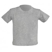 T-shirt BABY JHK TSRB 150 GREY MELANGE