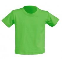 T-shirt BABY JHK TSRB 150 LIME