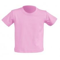 T-shirt BABY JHK TSRB 150 PINK