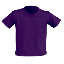 T-shirt BABY JHK TSRB 150 PURPLE