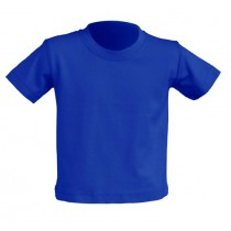 T-shirt BABY JHK TSRB 150 ROYAL BLUE