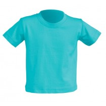 T-shirt BABY JHK TSRB 150 TURQUOISE
