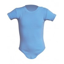 BABY BODY JHK kod: TSRB BODY- SKY BLUE