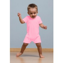 BABY PLAYSUIT - PINK