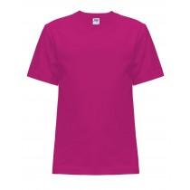 T-shirt JHK TSRK 150 FUCSIA