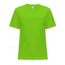 T-shirt JHK TSRK 150 LIME