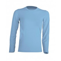 T-shirt KID LS JHK TSRK 150 LS SKY BLUE