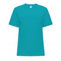Premium T-Shirt KID JHK TSRK 190 TURQUOISE