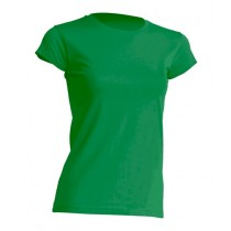 T-Shirt JHK TSRL 150 KELLY GREEN