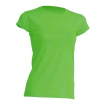 T-Shirt JHK TSRL 150 LIME