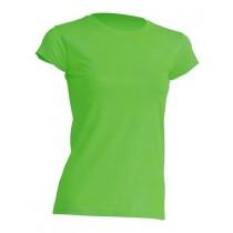 T-Shirt JHK TSRL 150 LIME