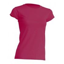 T-Shirt JHK TSRL 150 RASPBERRY
