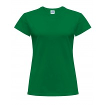 T-shirt damski JHK TSRLPRM - KELLY GREEN-