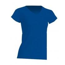 REGULAR LADY COMFORT V-NECK - ROYAL BLUE