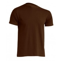 T-Shirt FIT JHK TSUA 150 CHOCOLATE