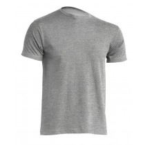 T-Shirt FIT JHK TSUA 150 GREY MELANGE