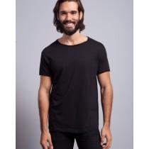 T-shirt męski JHK Urban Slub TSUA SLB - BLACK