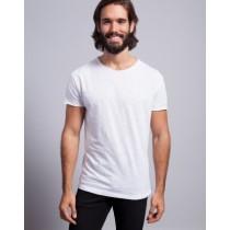 T-shirt męski JHK Urban Slub TSUA SLB - WHITE