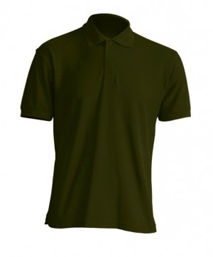 Worker Polo JHK PORA180 WK FOREST GREEN