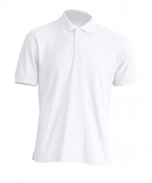 Worker Polo JHK PORA180 WK WHITE