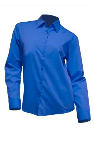 Koszula damska SHLOXF  ROYAL BLUE