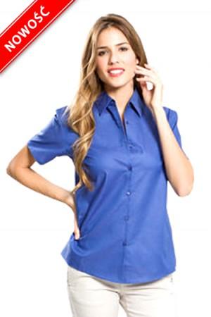 Koszula damska z krótkim rękawem SHLOXFSS