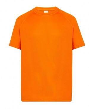T-shirt JHK SPORT T-SHIRT MAN - ORANGE