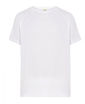 T-shirt JHK SPORT T-SHIRT MAN - WHITE
