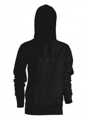 Bluza damska z kapturem SWUL KNG BLACK