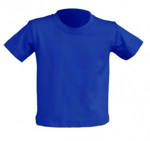 T-shirt BABY JHK TSRB 150 ROYAL BLUE
