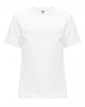Premium T-Shirt KID JHK TSRK 190 WHITE